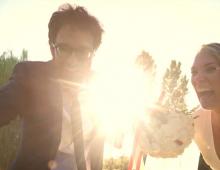 Trailer Wedding Anna & Ale a Cesenatico.